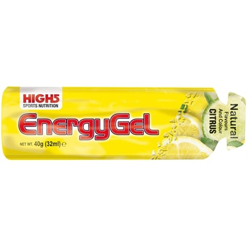 High5 Energy Gel - Box of 20