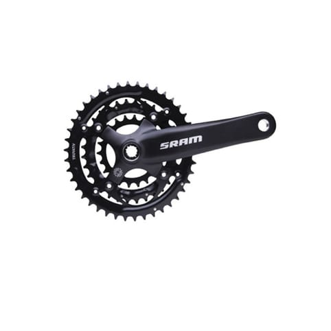 SRAM S600 Triple Chainset - Power Spline