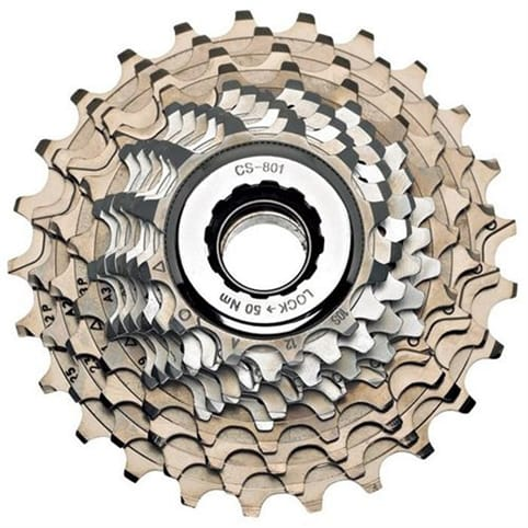 Campagnolo Record 10 Speed Cassette
