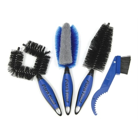 Park Tool BCB4 Bike Cleaning Brush Set
