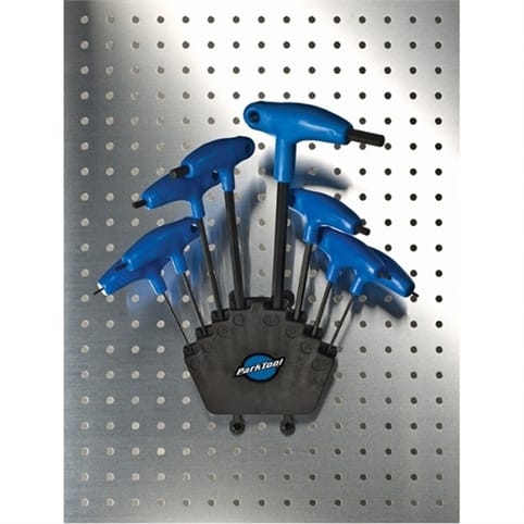Park Tool P-Handled Wrench Set