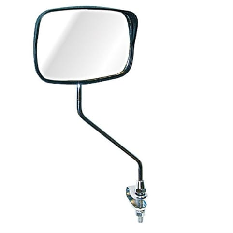 KF Long Arm Handlebar Mounted Mirror