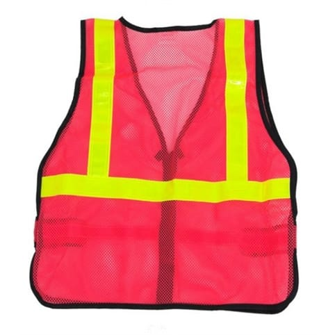 Madison High Visibility Reflective Vest
