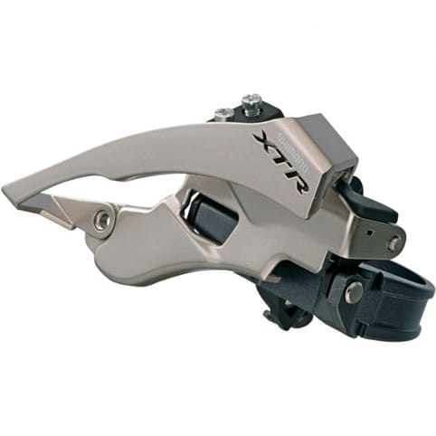 Shimano M970 XTR Front Derailleur (Top-Swing, Dual-Pull and Multi-Fit)
