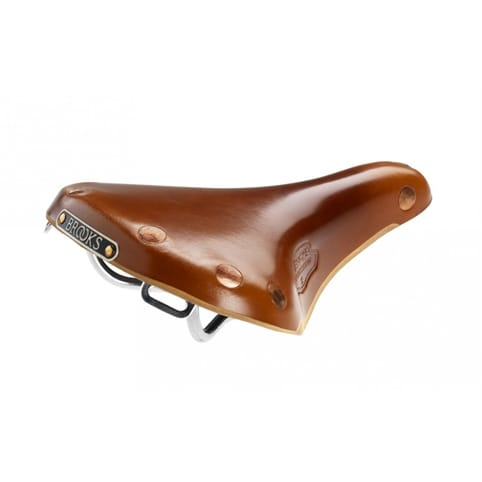 Brooks Team Pro S Chrome Saddle