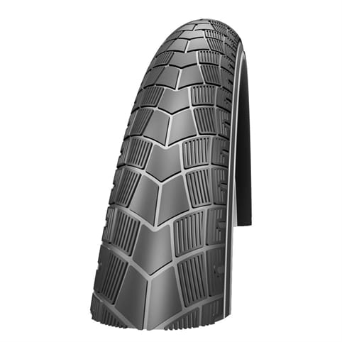 "Schwalbe Big Apple 26"" Tyre - Wire"