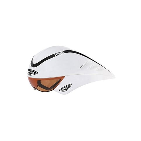 Uvex FP2 Time Trial Helmet with Removable Visor