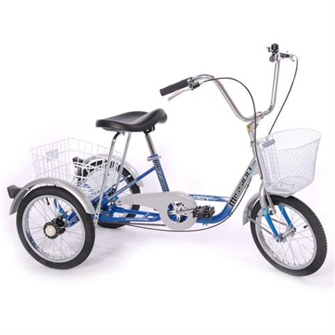 Mission Trilogy 16 inch Wheel Trike