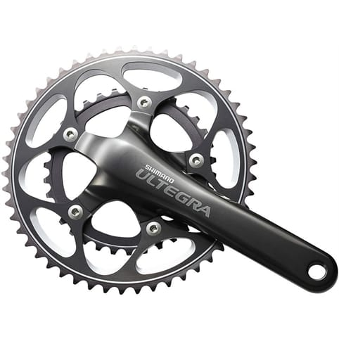 Shimano FC-6650 Ultegra SL 10-Speed Compact Chainset