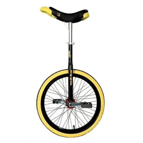"QU-AX Professional 20"" Unicycle"