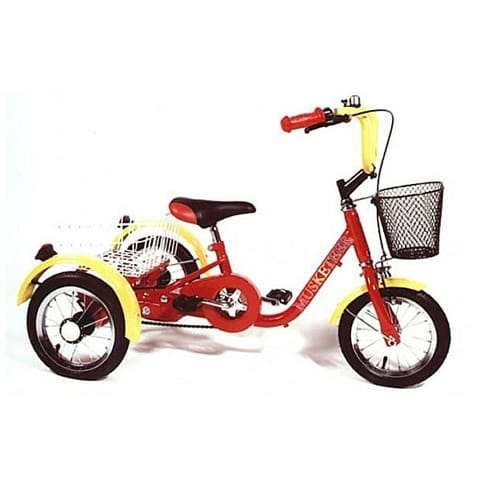MISSION MUSKETEER CHILDREN'S TRIKE