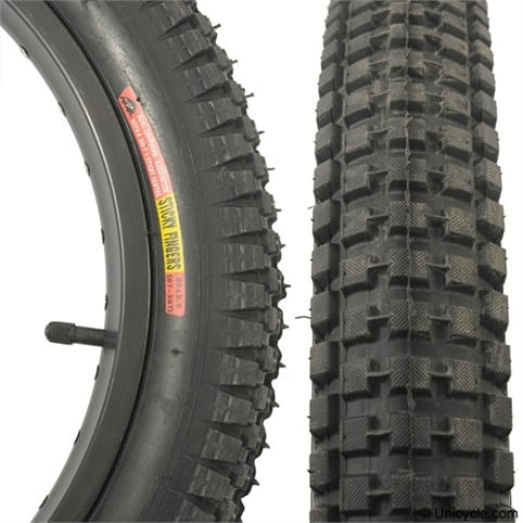 Onza Sticky Finger Single Compound Trials Tyre