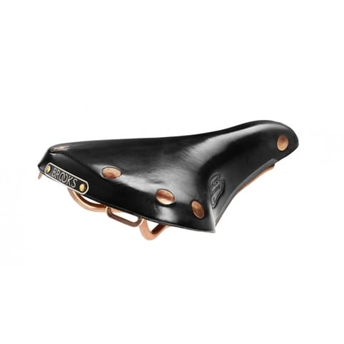 Brooks Team Pro S Copper Saddle
