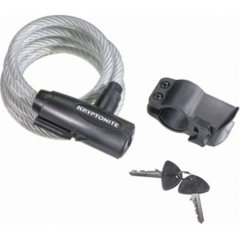 Kryptonite Keeper 1018 Key Cable Lock