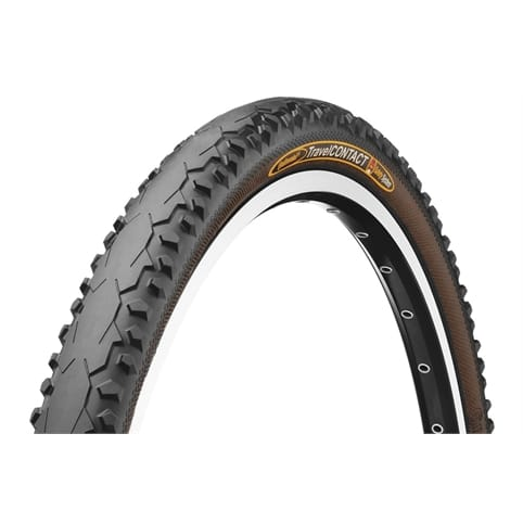 Continental Travel Contact Touring Tyre - WIRE
