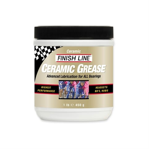 FINISH LINE CERAMIC GREASE TUB - 1 LB