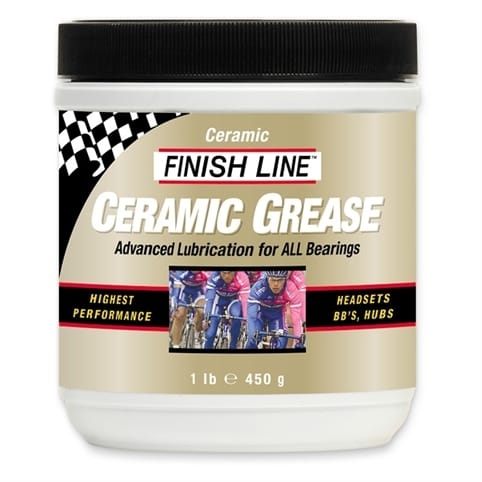 Finish Line Ceramic Grease - 1lb