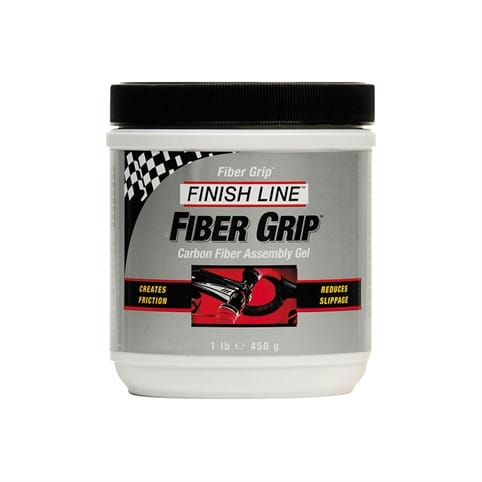 FINISH LINE CARBON FIBRE GRIP GEL TUB - 1 LB