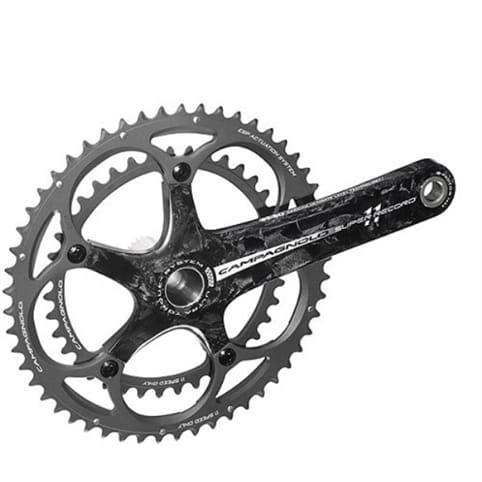 Campagnolo Super Record Ultra Torque 11X Carbon Chainset