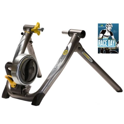 CycleOps Super Magneto Pro Trainer (inc DVD)