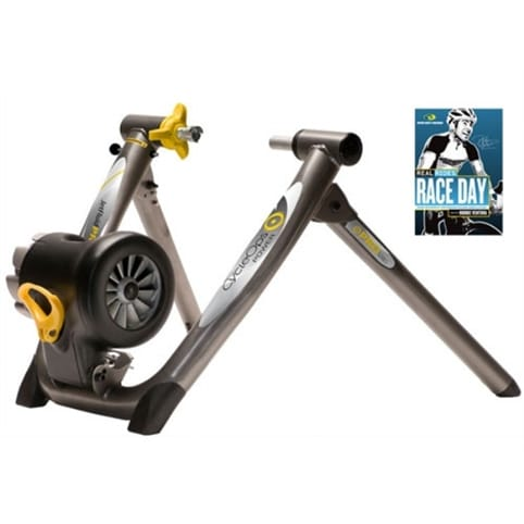 CycleOps JetFluid Pro Trainer (inc DVD)