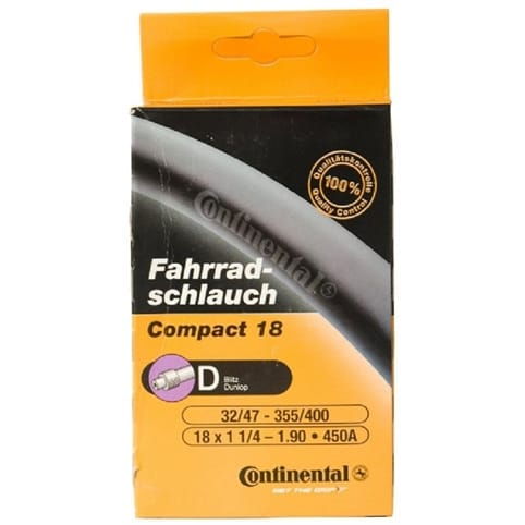 Continental Compact 18 Inner Tube