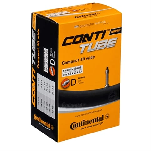 CONTINENTAL COMPACT 24 SCHRADER INNER TUBE