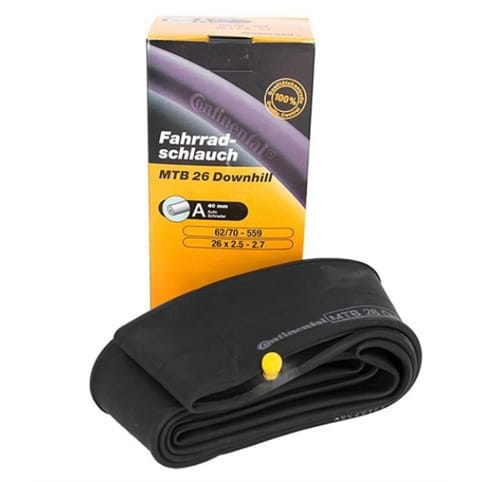 CONTINENTAL MTB DH 26 SCHRADER INNER TUBE
