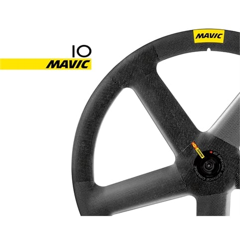 Mavic iO 700 Track Tubular Front Wheel