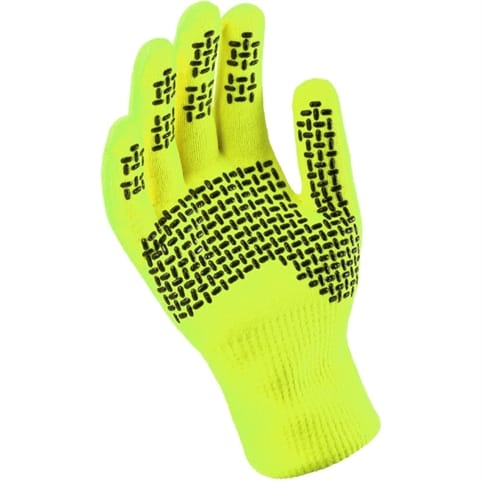 SEALSKINZ ULTRA GRIP HI VIS GLOVE