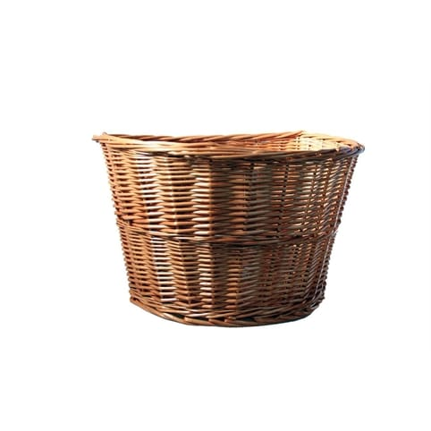 M:Part Quick Release Wicker Basket