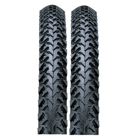Nutrak MTB Raised Tread Knobbly Tyre