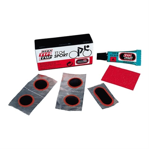 REMA TIP TOP TT04 SPORT PUNCTURE REPAIR KIT