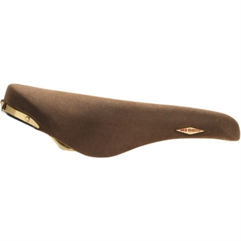 Selle San Marco Rolls Saddle with Carbon Steel Rails