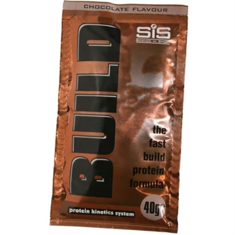 SIS REGO Build Recovery Drink Sachets