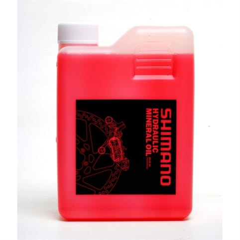 SHIMANO DISC BRAKE MINERAL OIL 1 LITRE