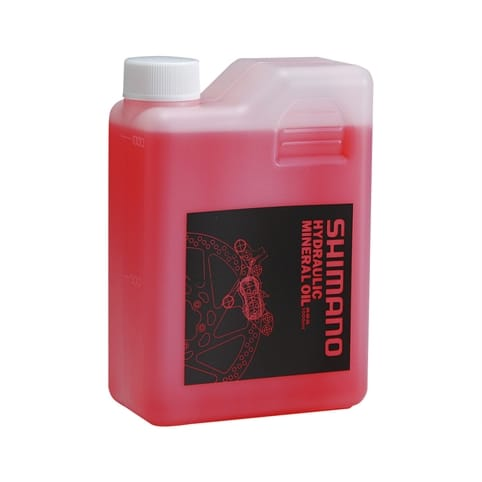 SHIMANO SM-DB-OIL MINERAL OIL 1 LITRE * [DUE MID-SEPTEMBER 2020]