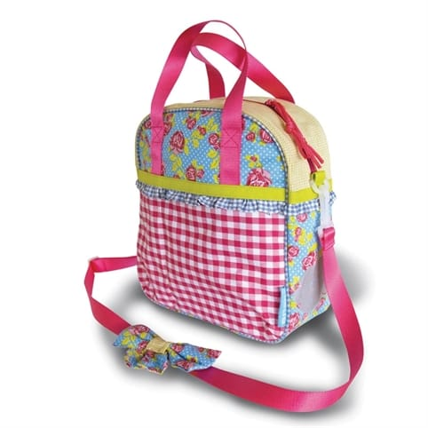 Basil Jasmin Kids Rosa Shopper Bag