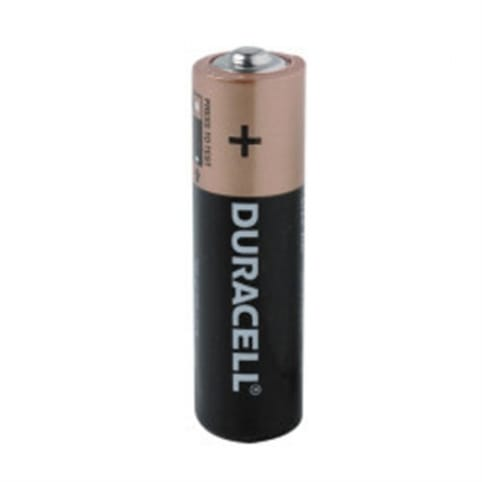 Duracell 4 x AA Batteries - MN1500 (AA)R6