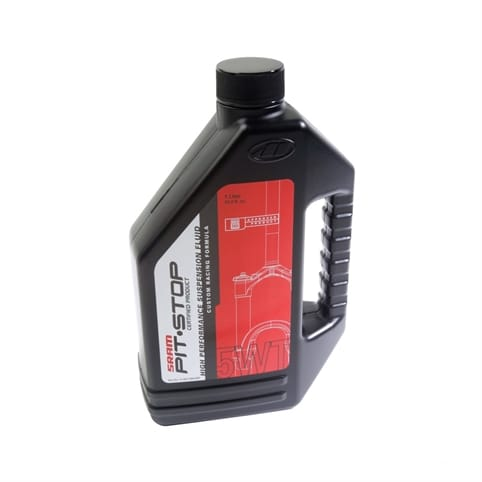 ROCKSHOX SUSPENSION OIL 10WT 1L *