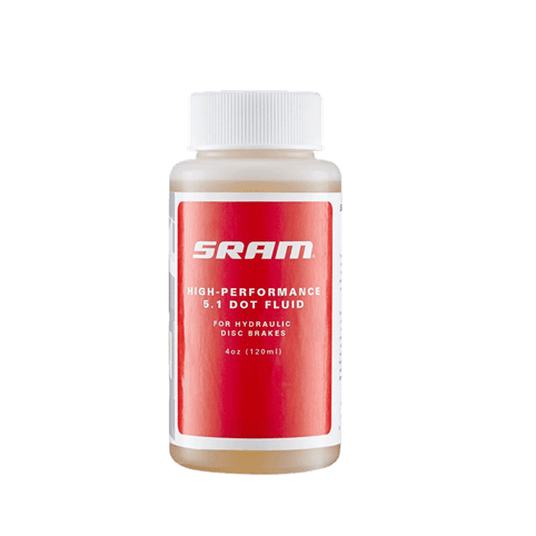 SRAM DOT 5.1 HYDRAULIC BRAKE FLUID 120 ML