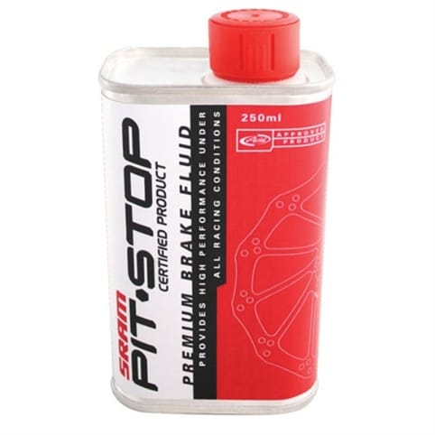 SRAM PitStop 5.1 DOT Hydraulic Brake Fluid