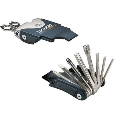 SKS Multitool Travel Toolbox