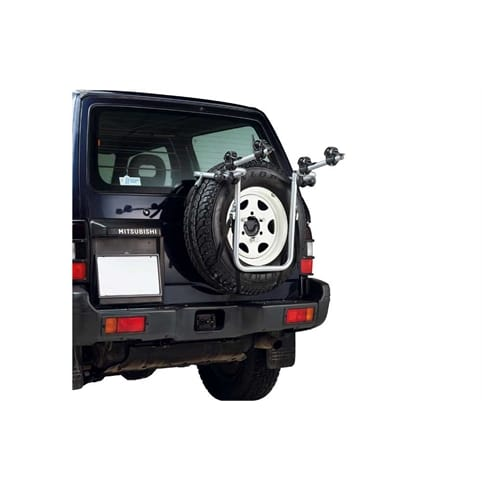 Avenir 4x4 2 Bike Spare Tyre Fitting Rack
