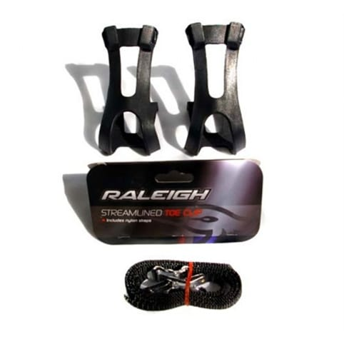Raleigh Pedal Toe Clip & Strap Set