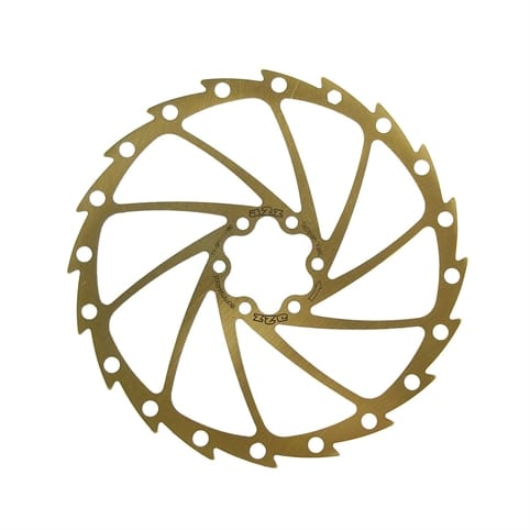 A2Z Teppan Yaki SP3 Gold Disc Brake Rotor
