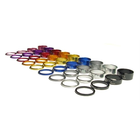 "A2Z 1-1/8"" Alloy Headset Spacers"