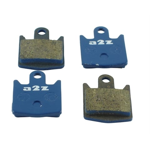 A2Z AZ-600 BRAKE PADS - FOR SHIMANO XT 775 / HOPE M4