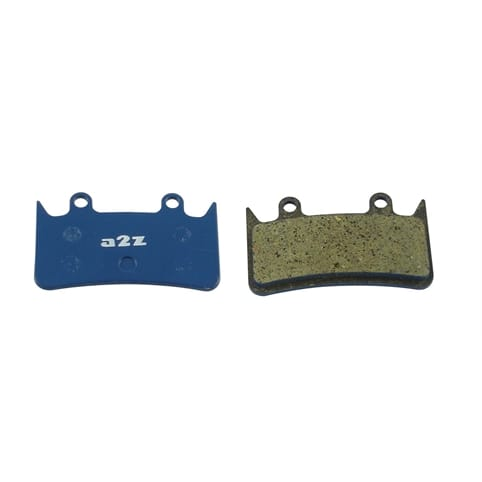 A2Z Hope Mono 6Ti Organic Disc Brake Pads
