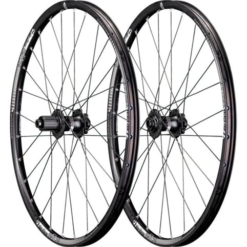 Bontrager Rhythm Elite TLR Disc FRONT Wheel (2011)